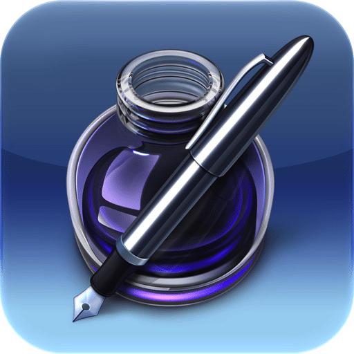 pen and inkwell
