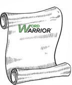 Word Warrior scroll