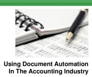 Automation in Accounting